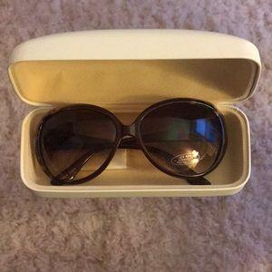 Chloe Tortoiseshell Sunglasses